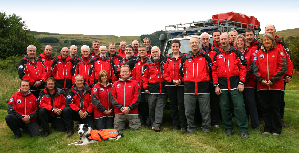 BMRT team photograph